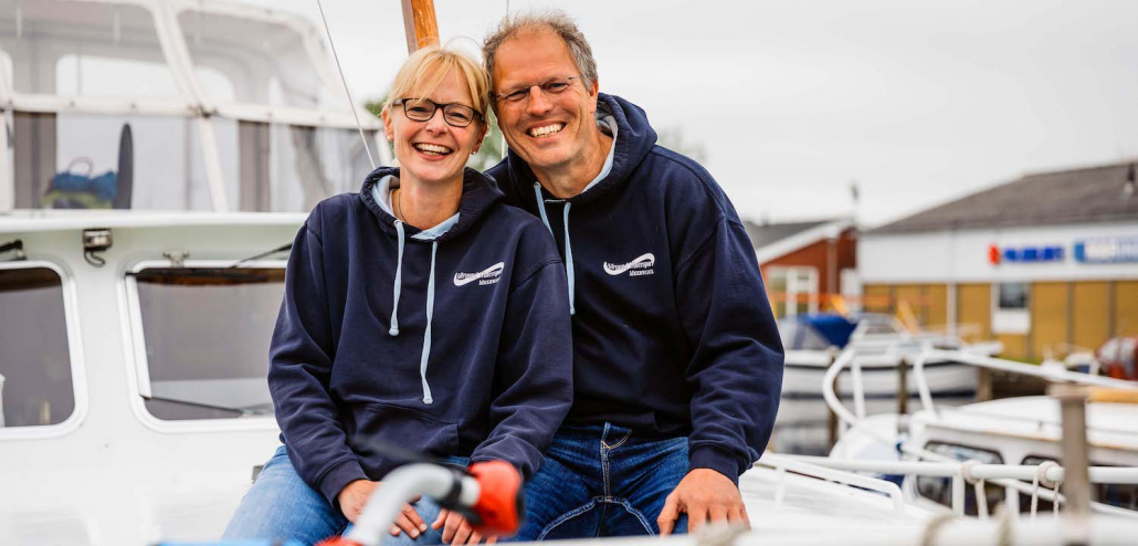 John en Sabine Stalman Allround Watersport