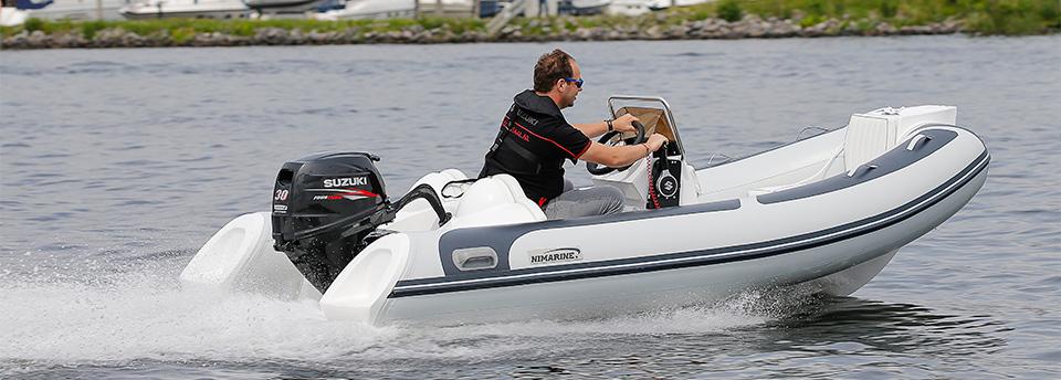 Nimarine RIB MX410
