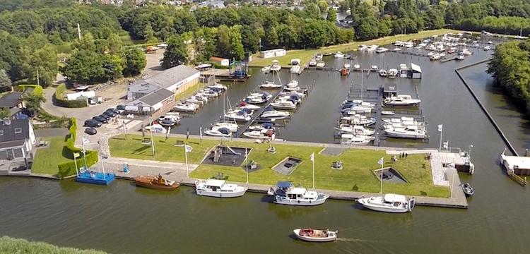 Allround Watersport Meerwijck Jachthaven Zuidlaardermeer_12