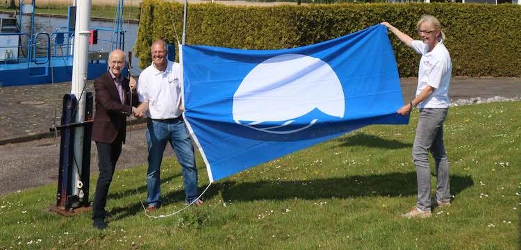 Blauwe Vlag voor Allround Watersport